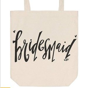 Bridesmaid Totes Collins